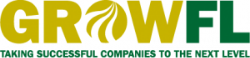 GrowFL logo, an NEC Partner