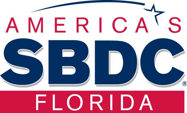 The logo for the SBDC Florida