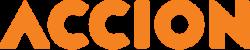 Accion logo, an NEC Partner