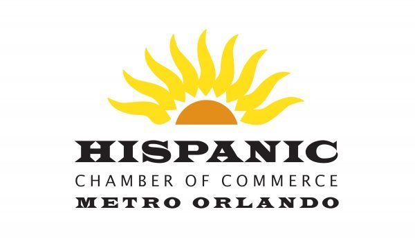 Logo for the Hispanic Chamber of Commerce