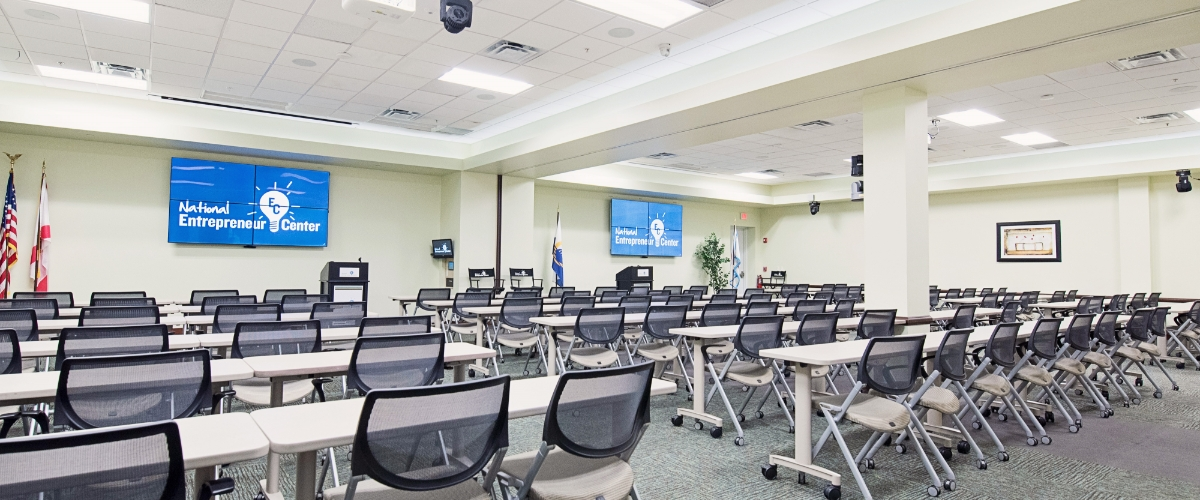 A Fully Extended Duel Conference Space